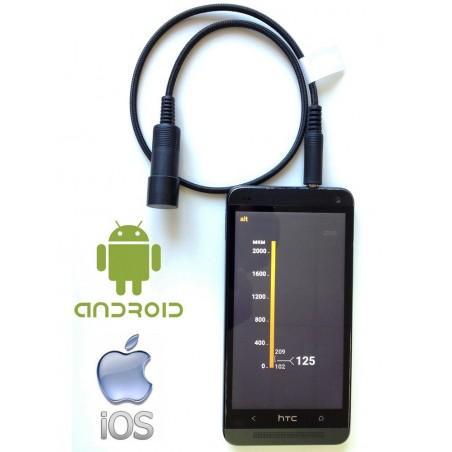 Купить толщиномер для телефона Автолактест АЛТ-1М