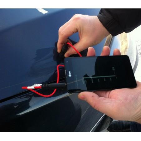 Купить прибор для проверки лакокрасочного покрытия для смартфона Автолактест АЛТ-1М