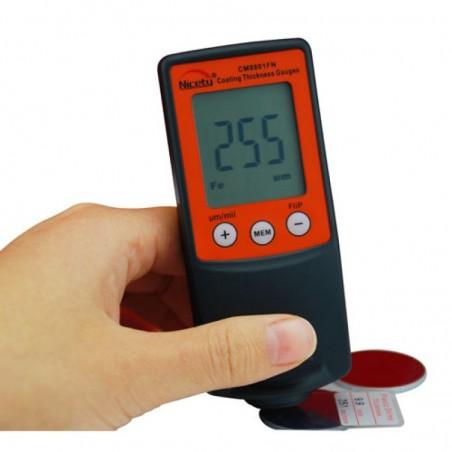 Купить прибор для измерения лакокрасочного покрытия автомобиля CM8801FN