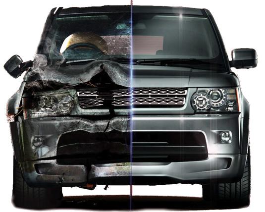 Проверка кузова подержанного автомобиля